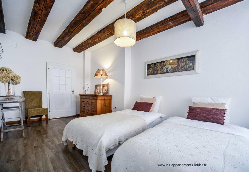 Les Appartements de Louise, gîtes à Riquewihr